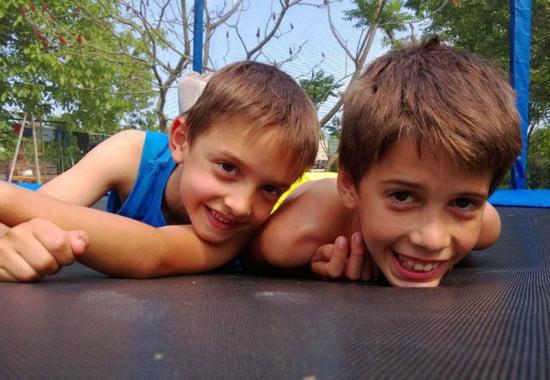 Somi és Barni, a kisvidrák.