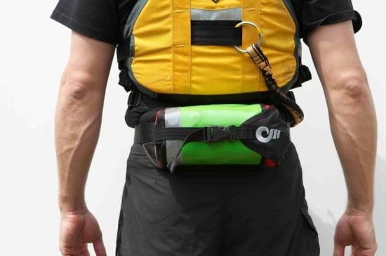 WWTc Rescue Rope - rögzítsd a derekedon, így biztosan kéznél lesz mindig!