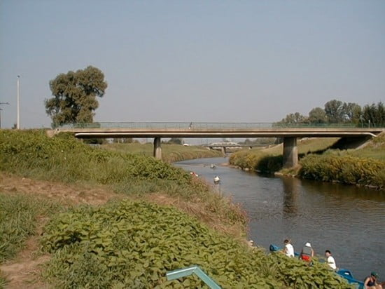 A szentgotthárdi híd.