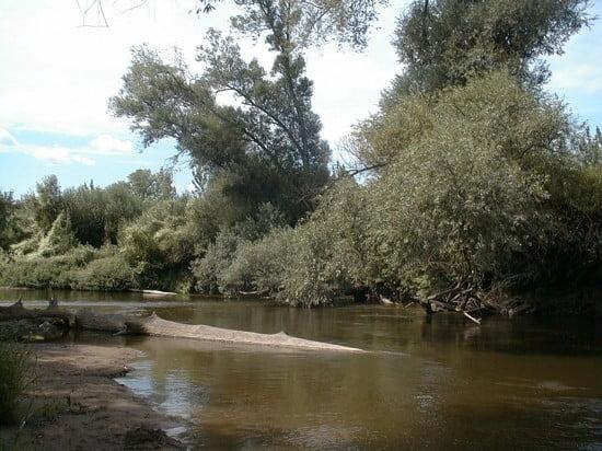 Aki túljutott a Dorinán ebben a látványban gyönyörködhet. A Dorina kanyarban gyakori a borulás, utánna lesz egy balos kanyar közvetlenül, a kanyar után kavicspad a folyó közepén. Itt bevárhatjátok azokat, akiknek nem sikerült borulás nélkül lejönni a Dorinán.