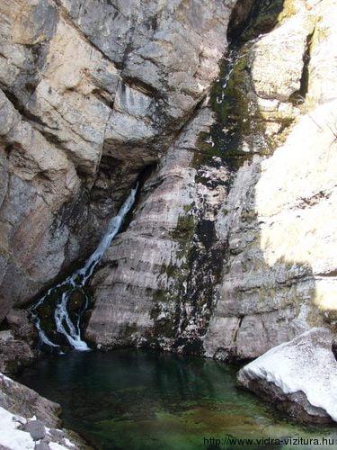 Savica vízesés
