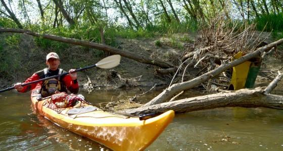 Aktuális torlaszjelentés a Rába Szentgotthárd – Sárvár szakaszáról túravezetőknek, vízitúrázóknak