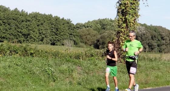 Barni újabb félmaratonja