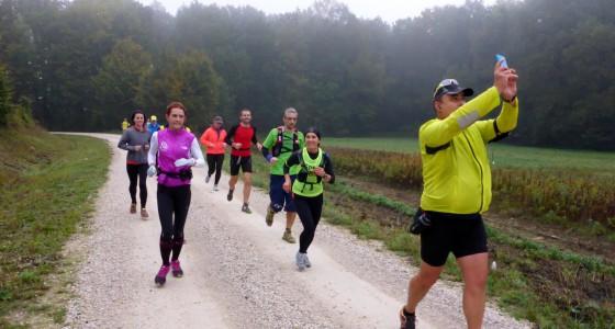 Bringa és (közösségi) futás