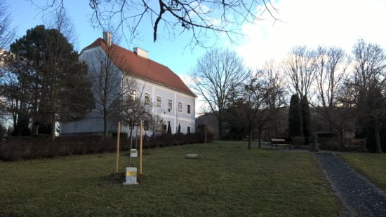 Deák kúria Söjtörön.
