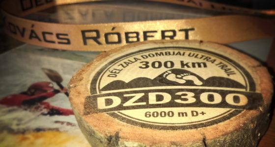 Riport a DZD300 első teljesítőjével, Kovács Róberttel
